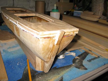 HMS Beagle Model Ship Project